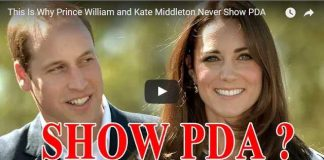 This Is Why Prince William and Kate Middleton Never Show PDA