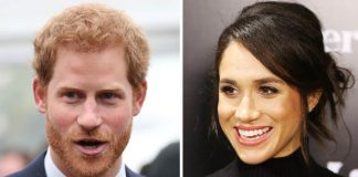 WHEELS Prince Harry has lined up a Mini as a birthday gift for Meghan Markle Photo C GETTY FILM IMAGE