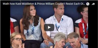 Why Catherine Duchess of Cambridge Prince William Couldnt Resist Each Other