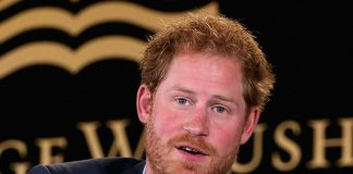 rince Harry pictured speaking in May 2016 is guilty of no more than thoughtfulness and honesty – about an emotional past that binds the younger Royals together