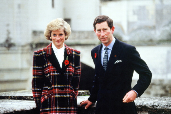 Princess Diana and Prince Charles Photo (C) GETTYI MAGES
