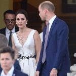 01 Kate Middleton Duchess of Cambridge and Prince William leave their residence in Warsaw Poland Photo C SplashNews
