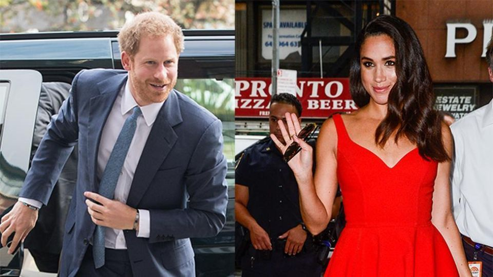 Meghan Markle tightens security Photo (C) GETTY IMAGES