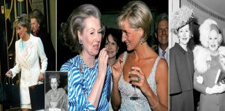 01 Raine Countess Spencer and Diana Princess of Wales Photo C GETTY IMAGES