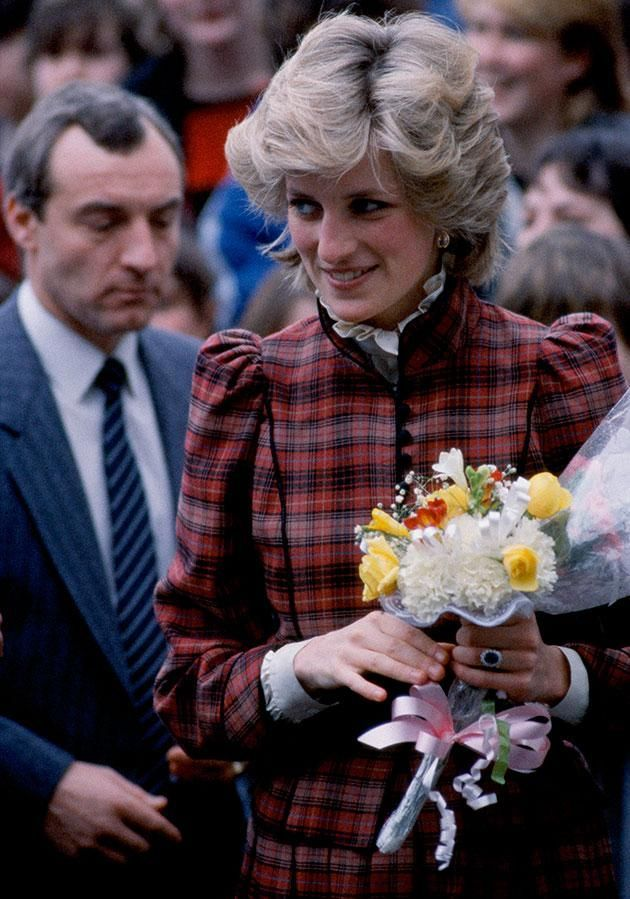 02 Tapes of the late Princess from 1993 reveal her love for Sergeant Barry Mannakee Photo C GETTY IMAGES
