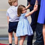 01 The family are travelling to Germany for the second part of their royal tour Photo C GETTY IMAGES