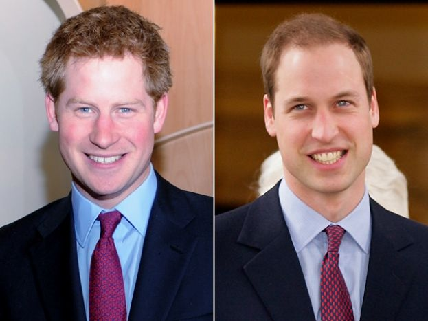 Prince William and Prince Harry Photo (C) GETTY IMAGES
