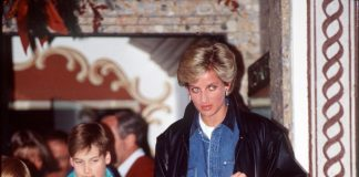Princess Diana in Style Photo (C) GETTY IMAGES