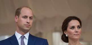 03 Kate Middleton Duchess of Cambridge and Prince William leave their residence in Warsaw Poland Photo C SplashNews