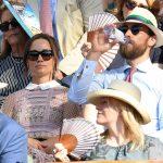 03 Pippa Middleton and James Middleton Enjoying the court drama Photo C GETTY IMAGES