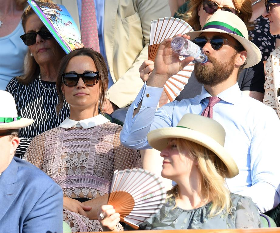 02 Pippa Middleton was a vision in pink Photo C GETTY IMAGES