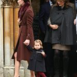 03 Prince George of Cambridge attends Church on Christmas Day on December 25 2016 in Bucklebury Berkshire Photo C GETTY IMAGES
