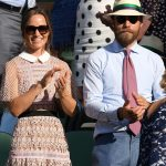 04 Pippa Middleton and James Middleton Enjoying the court drama Photo C GETTY IMAGES