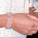 Milne said he was 'delighted' to see that the bracelet was being worn by Kate and described Diana as a 'wonderful inspiration' to jewellers
