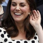 1 Royal duties are often a sombre affair but sporty Kate looked in her element today as she enjoyed the first day of the Wimbledon Championship