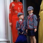 2 Prince William Prince Harry and Princess Diana Photo C GETTY IMAGES