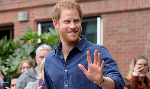 All eyes will be on Prince Harry as guests and the public wait to see if he will bring Meghan Markle Photo C GETTY