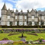 Balmoral pictured which was bought by Prince Albert for £32000 in 1852 is said to be the Queens favourite home