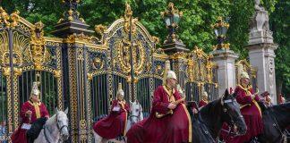 Buckingham Palace Photo (C) GETTY IMAGES