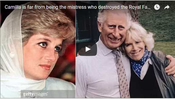 Camilla is far from being the mistress who destroyed the Royal Family she was the salvation