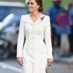 Catherine Duchess of Cambridge In fact, many noted they'd seen it on a very important occasion, once before