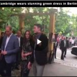 Catherine Duchess of Cambridge Spotted This dress