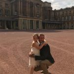 Dad David Beckham shared photos of the special event on his Instagram page Photo C INSTAGRAM