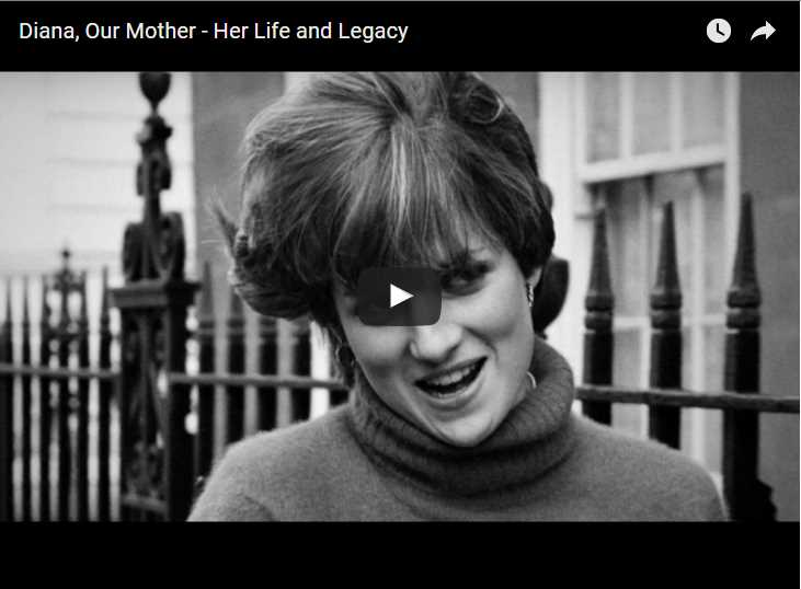Diana, Our Mother - Her Life and Legacy