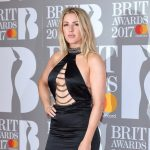 Ellie Goulding spotted kissing Harry at a polo match Photo C WIREIMAGE