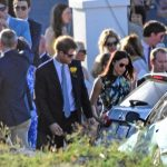 Harry 32 and Meghan have been together for a year and speculation has been rife in recent weeks over whether marriage may be in their future