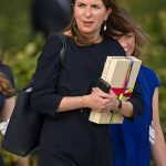 Her current private secretary Rebecca Priestley is stepping down this summer Photo C GETTY IMAGES