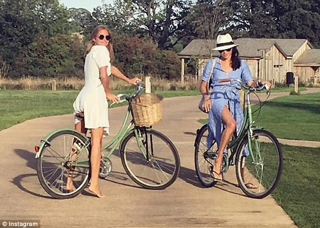 Meghan Markle: I hang out with a socialite called Millie Mackintosh at Soho Farmhouse in the Cotswolds'