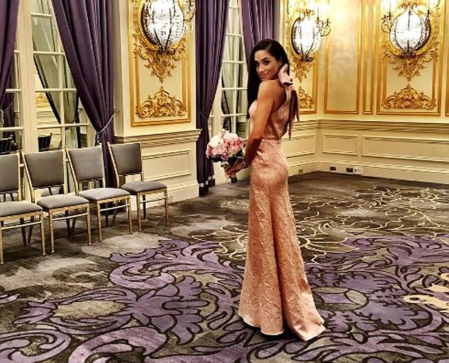 Meghan Markle: 'In New York for my best friend's wedding. Thankfully, the hotel rooms look a little like a palace, so I can get used to how my future home might be
