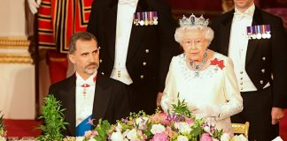 In her speech she said This State Visit is an expression of the deep respect and friendship that describes relations between Spain and the United Kingdom