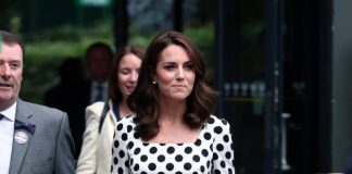 Kate Middleton stunned as ever rocking her new shorter locks. [PA]