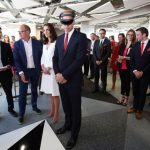 Kate and Prince William went to an event for start up tech companies Photo C EPA