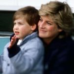 Loving mother Princess Diana remembered by Prince William and Prince Harry Photo C ITV