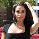 Meghan Markle – known for her role in hit US series Suits – is currently linked to Prince Harry. Photo C GETTY IMAGES