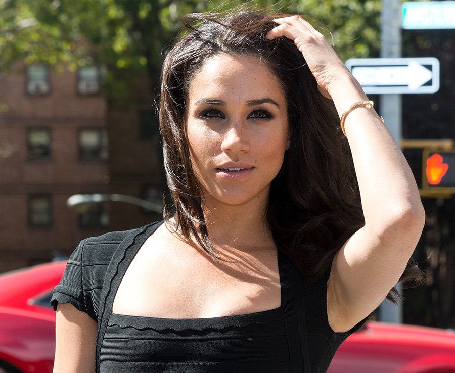 Meghan Markle – known for her role in hit US series 'Suits' – is currently linked to Prince Harry. Photo (C) GETTY IMAGES