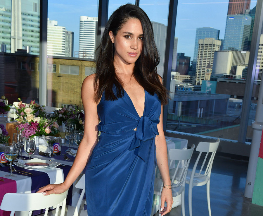 Meghan Markle Prince Harry's current girlfriend Photo (C) WIREIMAGE