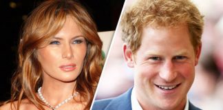 Melania Trump First Lady planning to meet Prince Harry without her husband Donald Trump Photo (C) GETTY