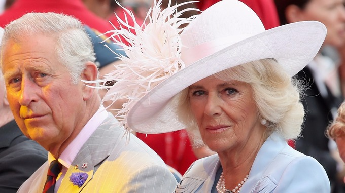 More Britons are ready to accept Camilla as Queen - but a most would prefer Diana. Credit PA