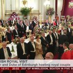 More than 1000 people from around 130 countries including members of the British government past Prime Ministers and the Archbishops of Canterbury and York attend the gathering