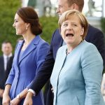 News website Spiegel Online has called the royal visit a charm offensive