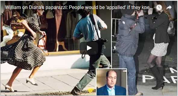 People would be appalled if they knew what paparazzi did