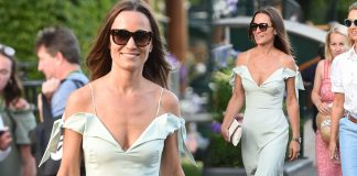 Pippa Middleton is an English author columnist and the younger sister of Catherine Duchess of Cambridge Photo C GETTY IMAGES