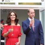 Pirnce William and Catherine Duchess of Cambridge Photo C INSTAGRAM