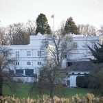 Prince Andrew shares the Royal Lodge in Windsor with his ex wife. They still consider themselves soul mates