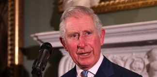 Prince Charles, Nicholas's godfather