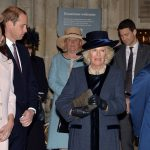 Prince Charles Prince William Catherine Duchess of Cambridge and Camilla Parker Bowles Photo C GETTY IMAGES